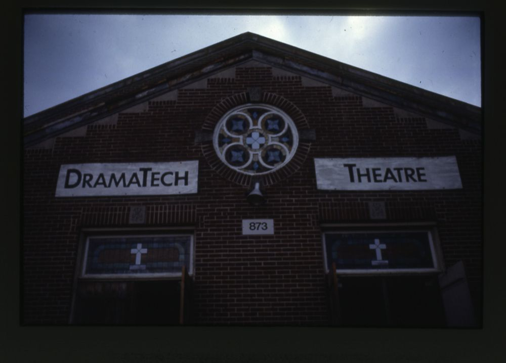 The Oldest Continually Running Theater In Atlanta Georgia Tech S