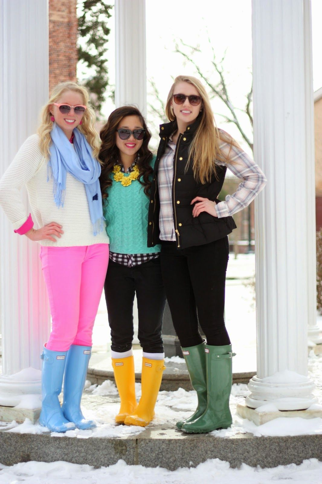 How to rain wear boots fashionable best photo