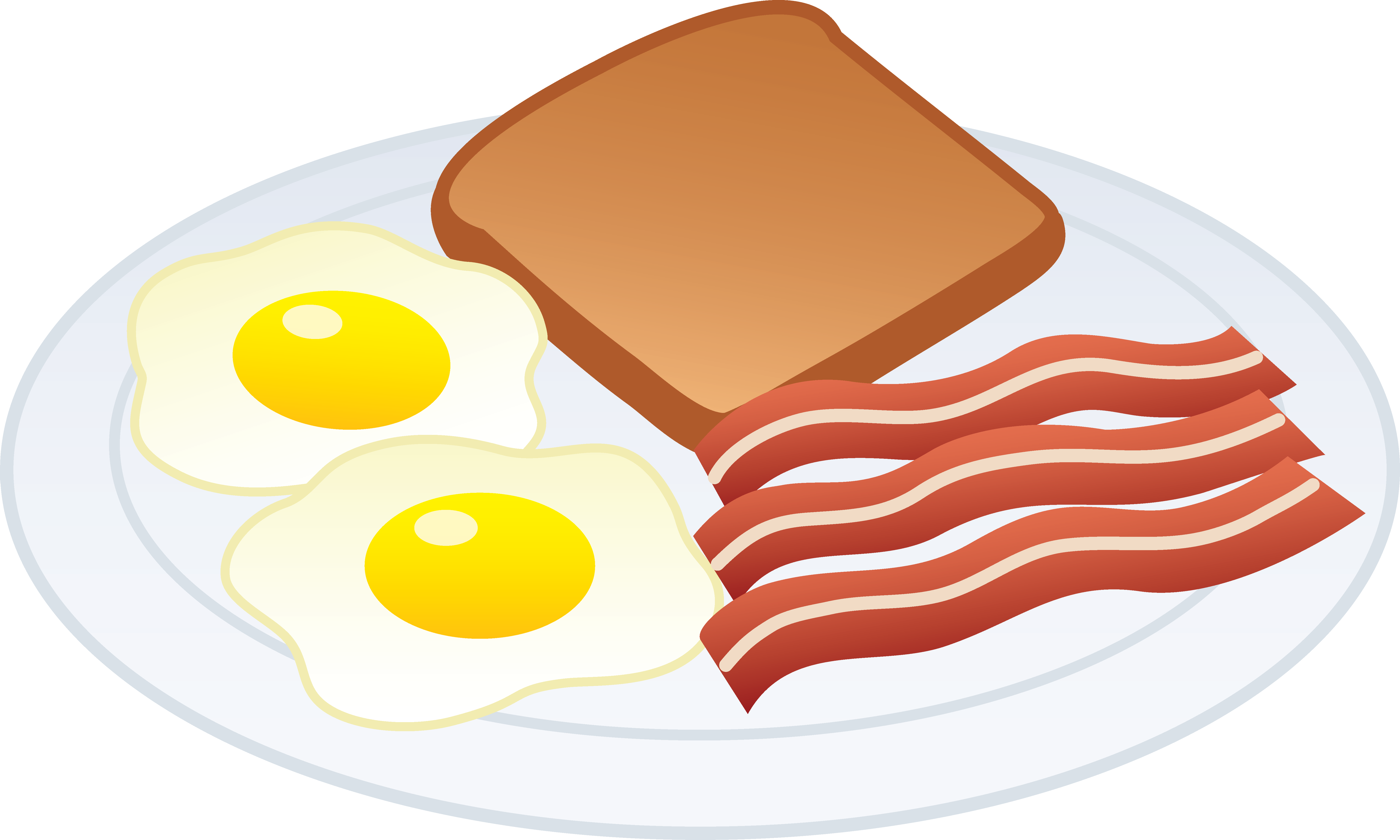Woman cooking vector images amp pictures becuo - Clip Art Free Breakfast Of Eggs And Bacon