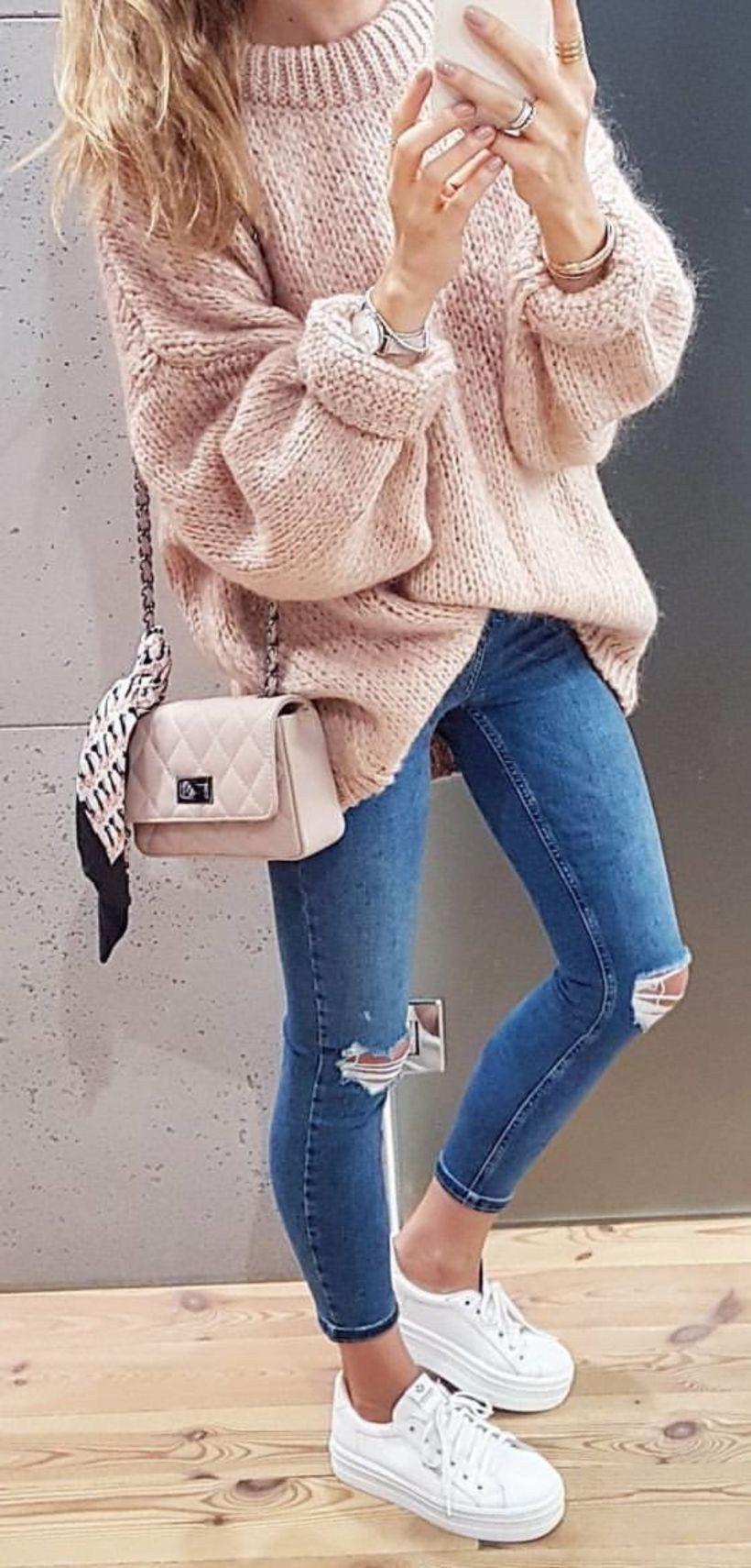 mode femme hiver 30 meilleures id es de tenue hiver femme mode femmes outfit ideen outfit. Black Bedroom Furniture Sets. Home Design Ideas