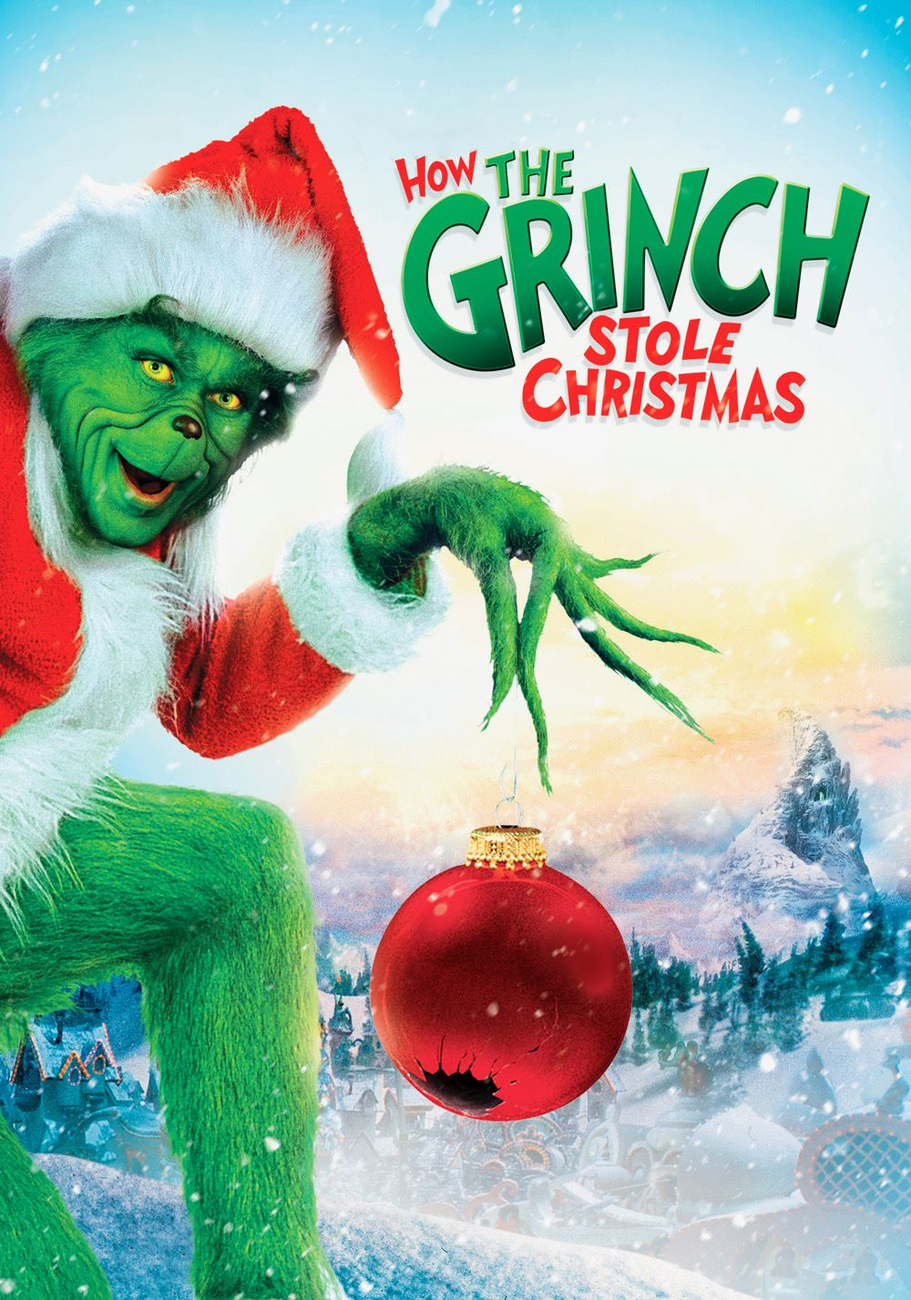 Pin by Caleb on Movies The grinch movie, Grinch stole