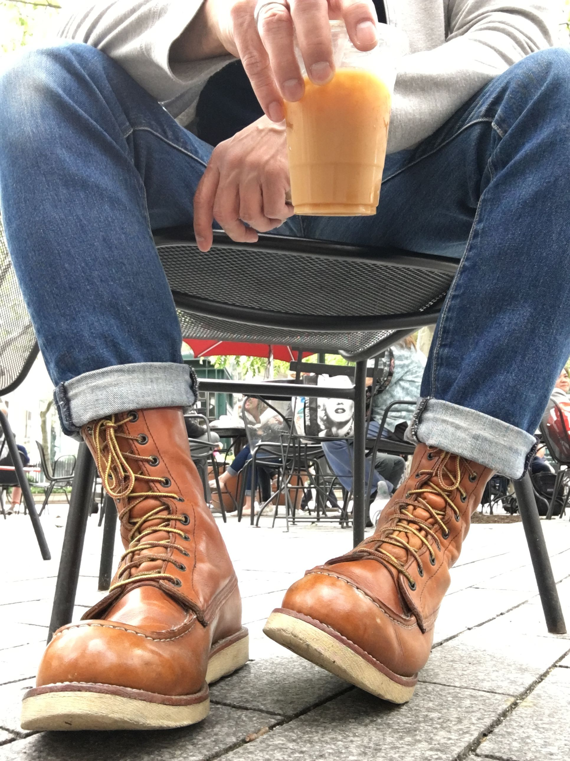16++ Redwing moc toe boots ideas information