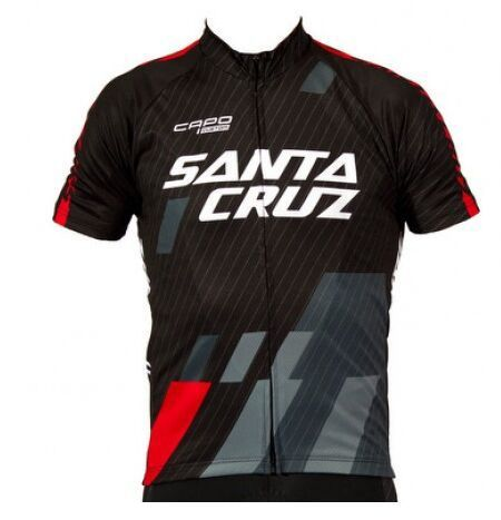 XXL 12 euro --- Vind meer wielershirts informatie over New arrive SANTA  CRUZ Short Sleeve Cycling all mountain AM jersey Crossmax shirt MTB DH MX  jersey ... 12637fe91