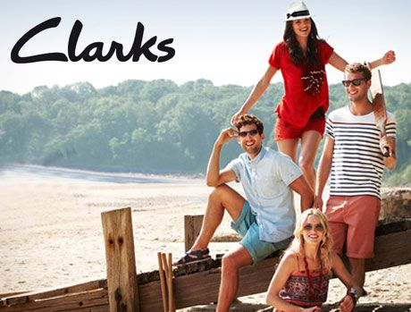 CLARKS SMILE OFFER: Get Rs.1000 OFF on New Merchandise . Offer Applicable on Selected Styles only. Valid Only @CLARKS Exclusive Stores. T&C