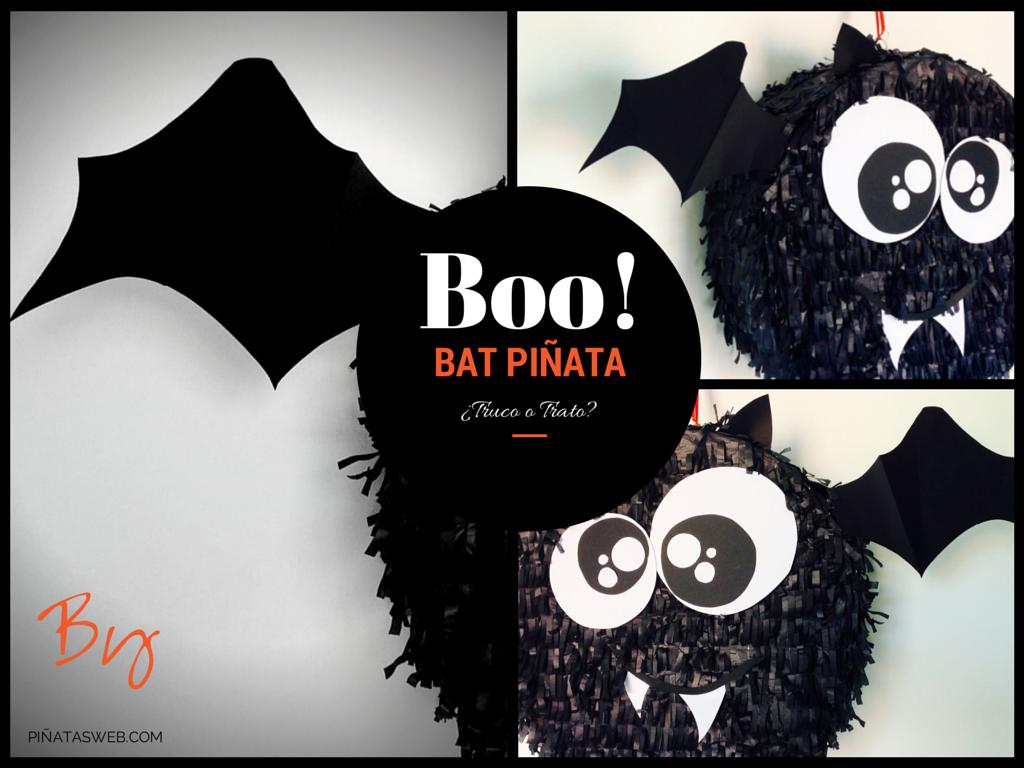 Piñata Halloween... Bat Piñata o Piñata Murciélago idela para ...