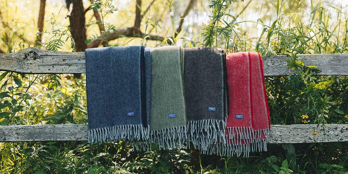 Ashby twill wool throw wool throw wool wool felt
