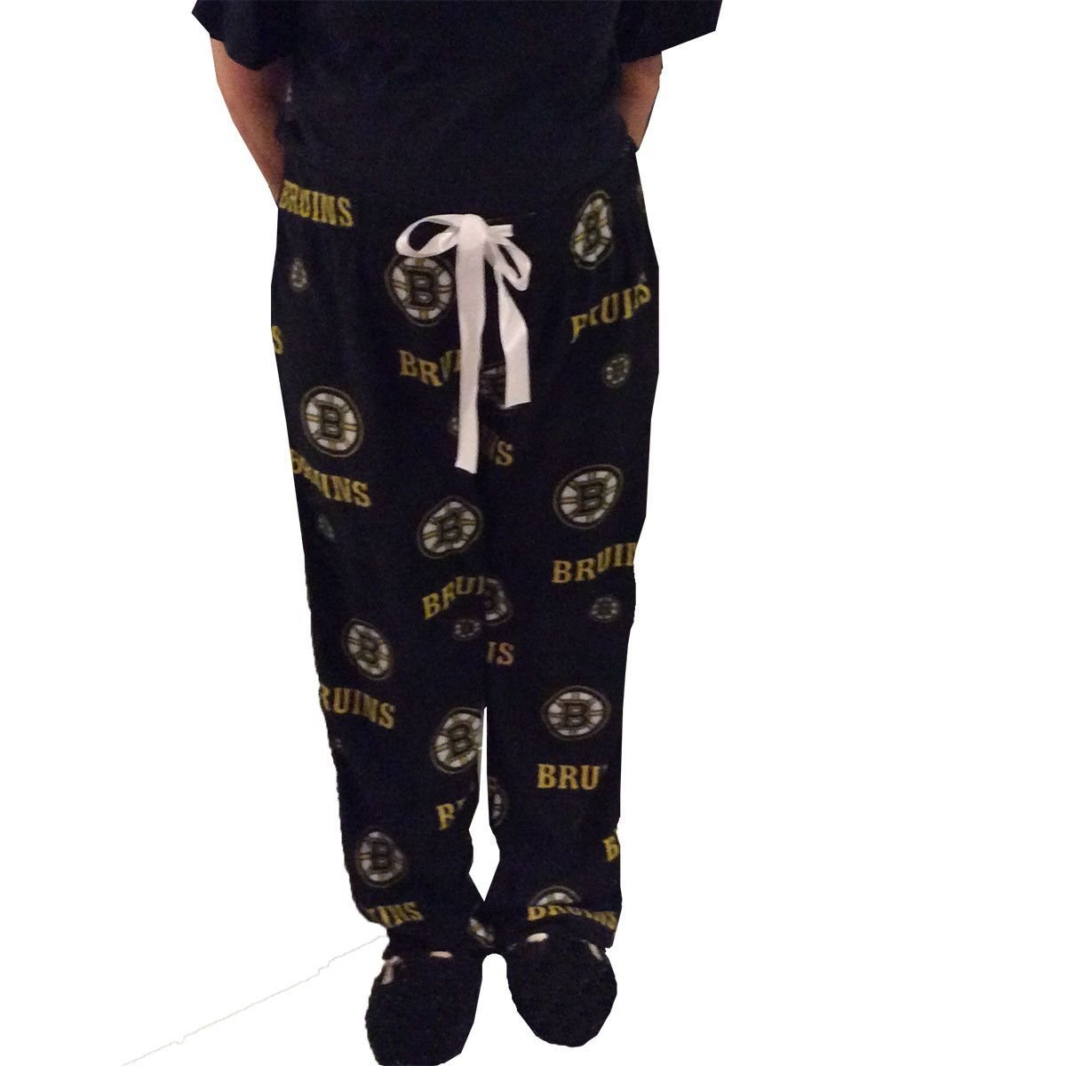 Boys NBA Golden State Warriors Lounge Pants Micro Fleece Sleep Pajamas NEW S-XL
