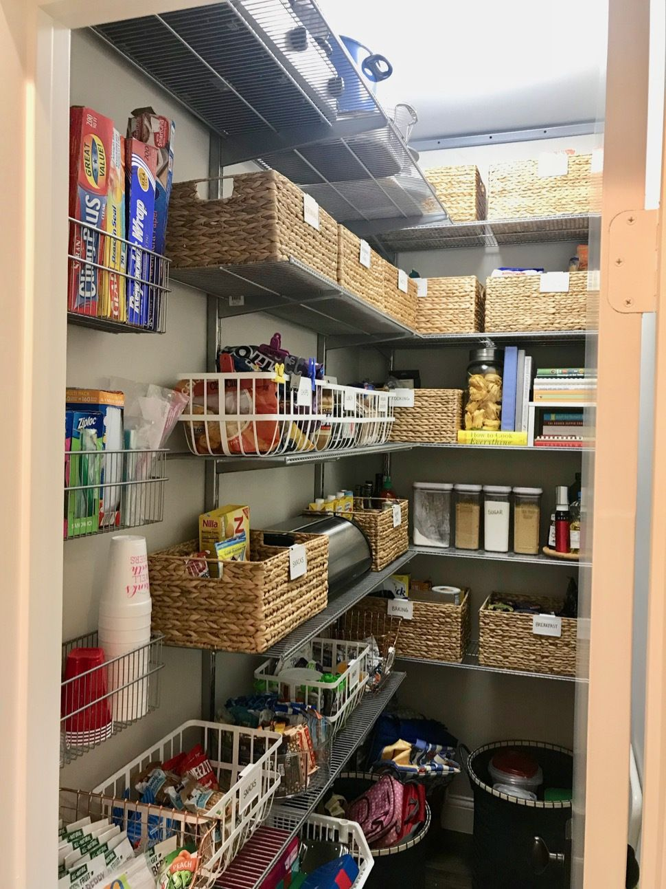 Pantry Remodel Ideas