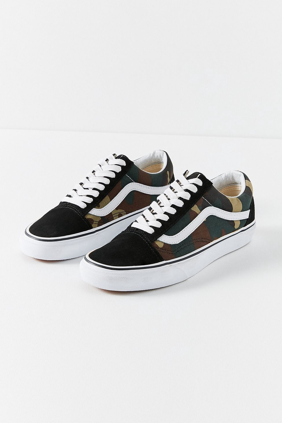 7ea9dc2a Vans Woodland Camo Old Skool Sneaker by Urban Outfitters in 2019 ...