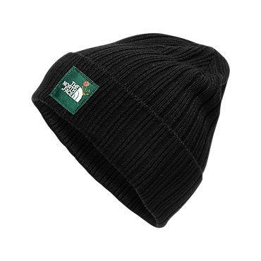 8b415e0d38f The North Face Women s TNF Logo Boxed Cuffed Beanie Hat