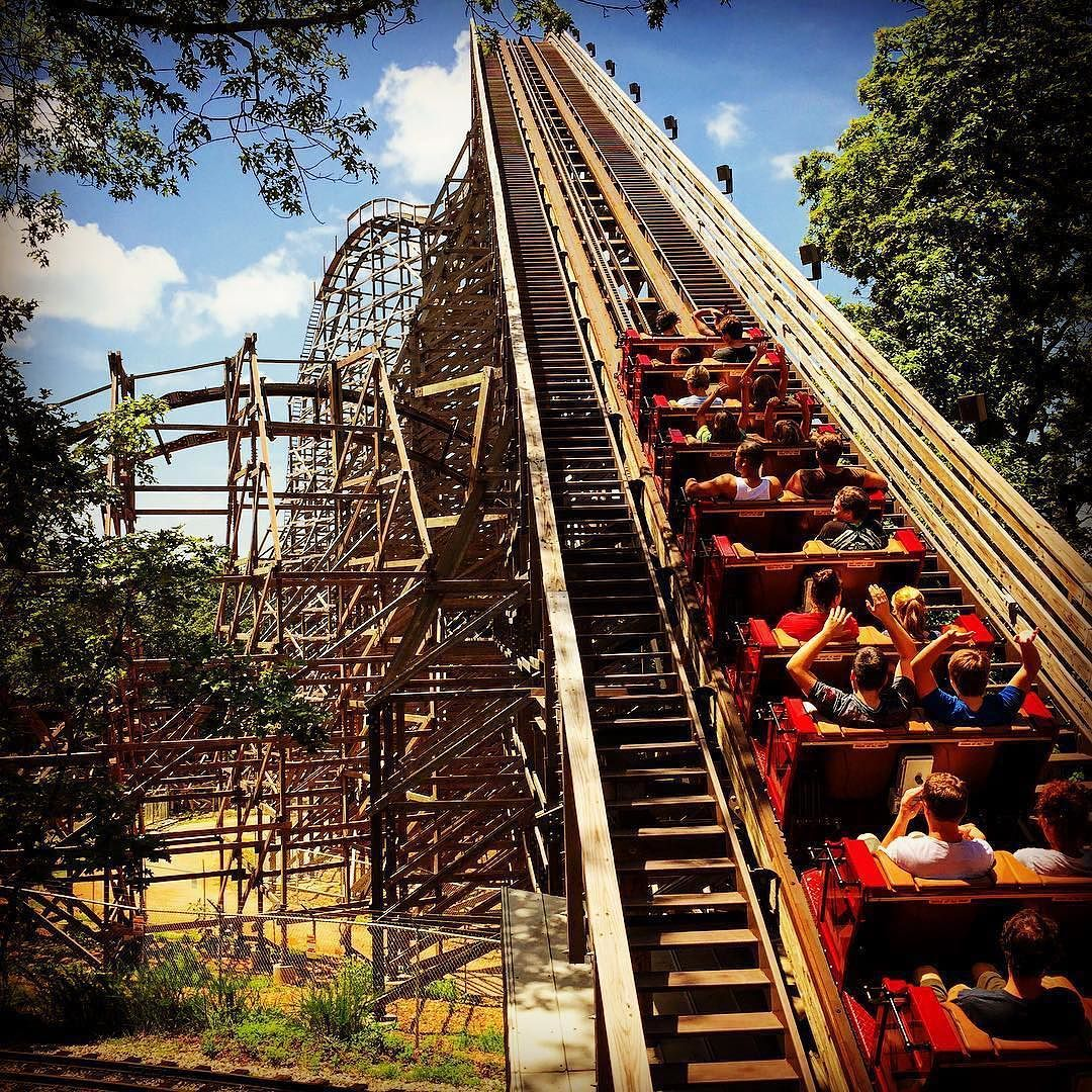 Outlaw Run is definitely on our list of coasters to hit this summer ...