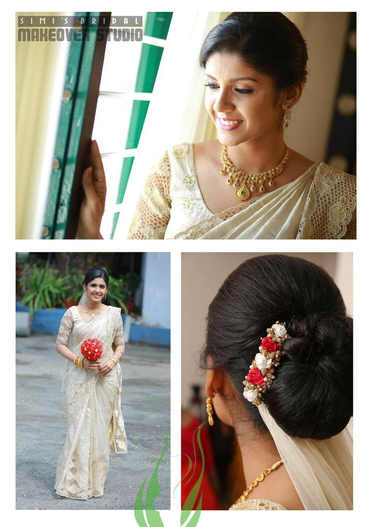 #Best Kerala Wedding/Bridal Makeup Artist #Simi'sbridalmakeupartist #simi'smakeupartist ...