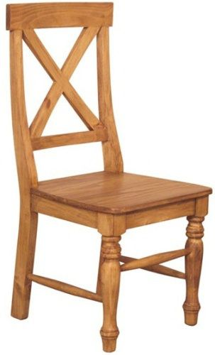 Rustic Colonial Dining Chair