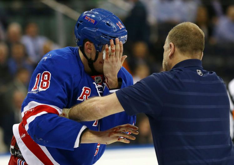 NY Rangers: Could Marc Staal be back in two to three weeks?
