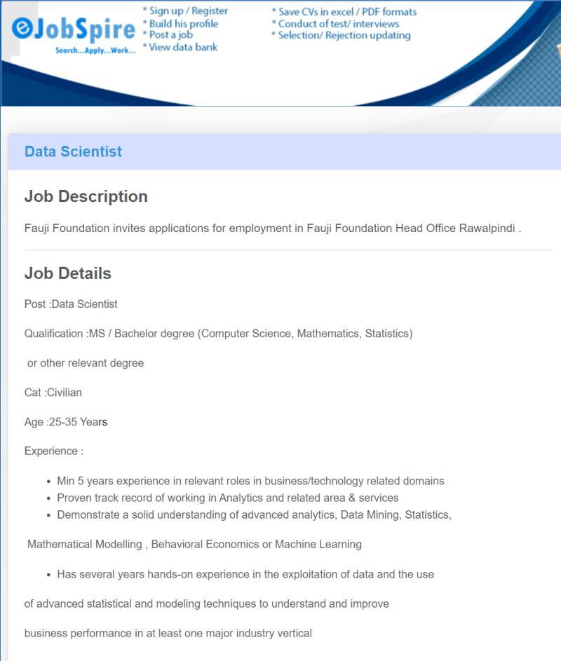 12 Ejobspire Company Page Admin Linkedin In 2020 Data