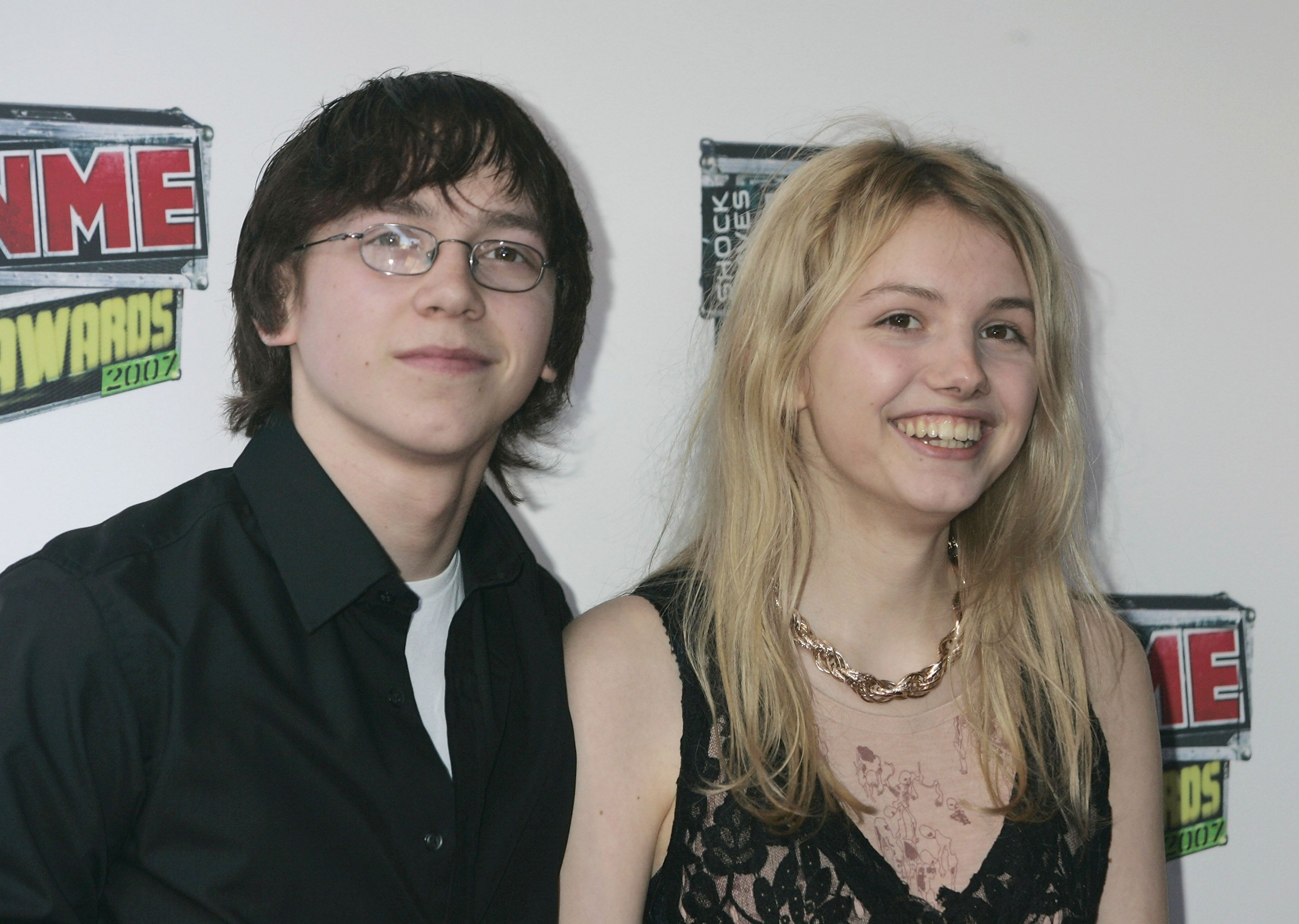 mike bailey and hannah murray as skins perfect couple sid