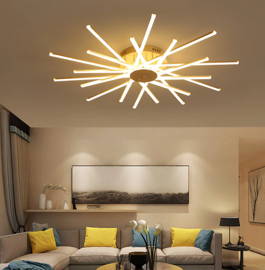 This amazing modern light is for those wanting to add some