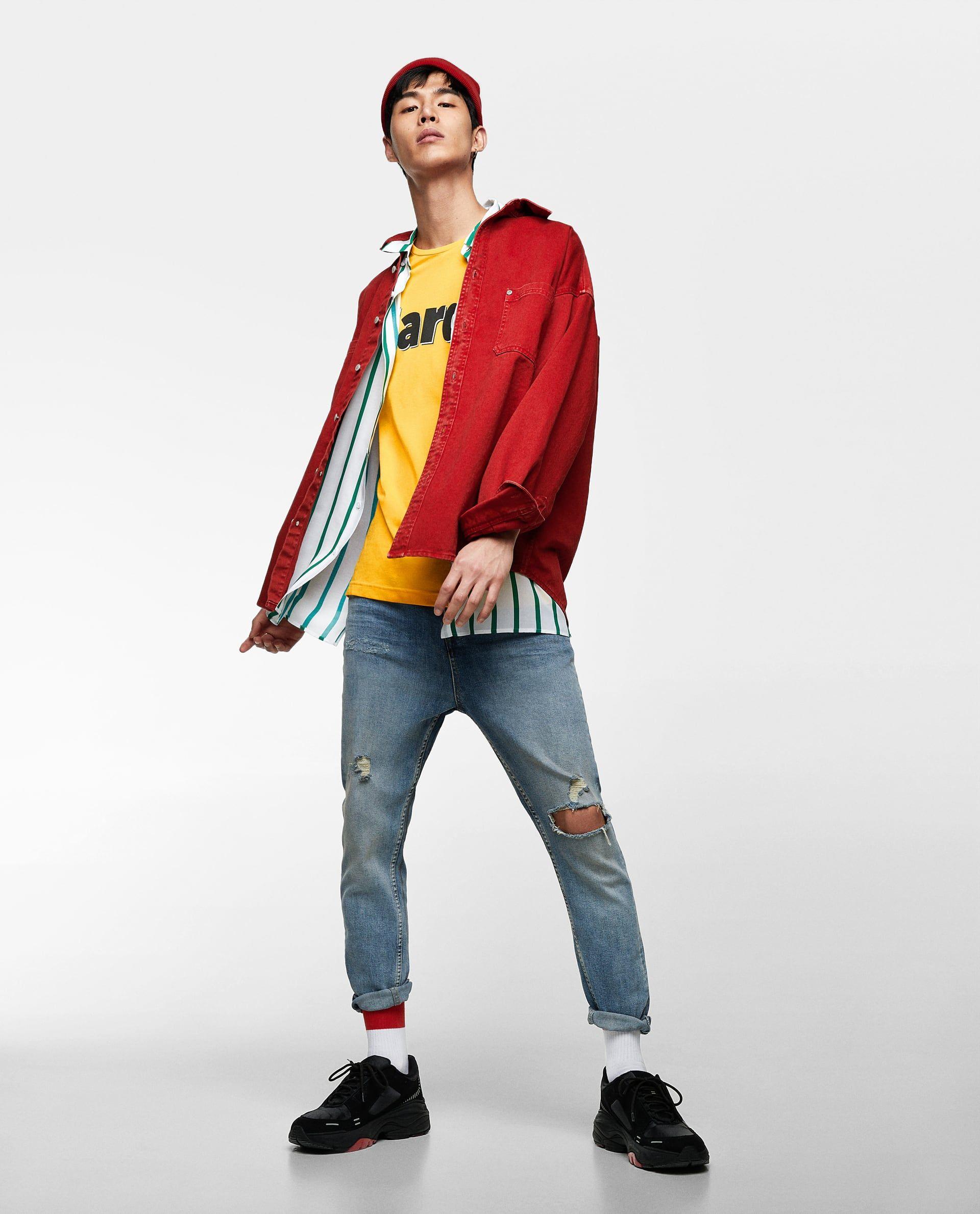 La última colección de ropa masculina de Zara te propone
