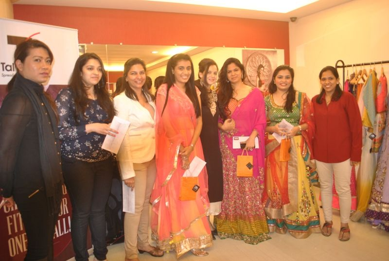 """Shruti Bhandari & Talwalkars Hosted """"An Exclusive Bridal Workshop"""" in association with Food and Fads."""