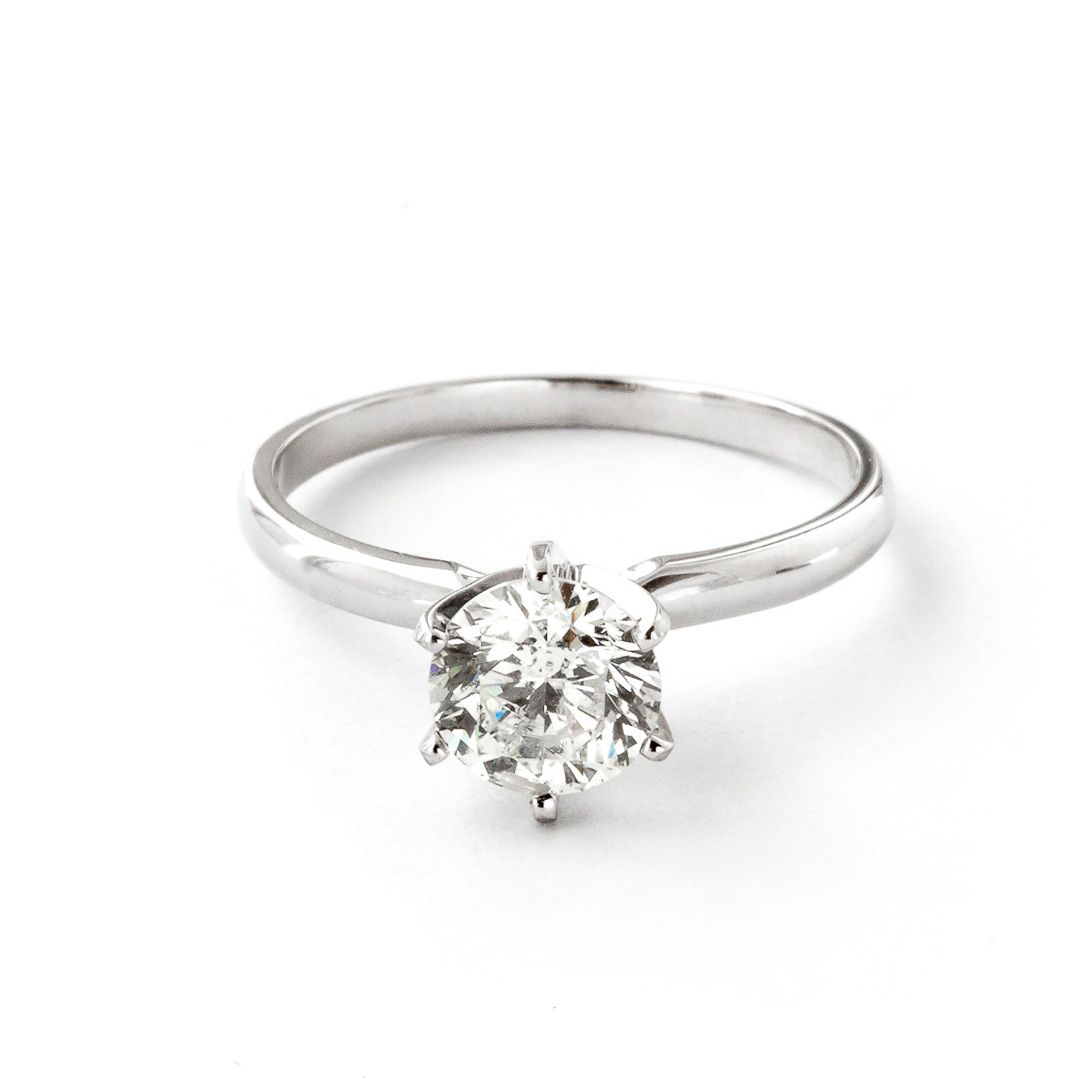 9ct White Gold 1.0ct SI-3 Diamond Solitaire Ring  http://www.bucksme.com/product/qp-9ct-white-gold-1-0ct-si-3-diamond-solitaire-ring-3/  Retailer: QP Jewellers