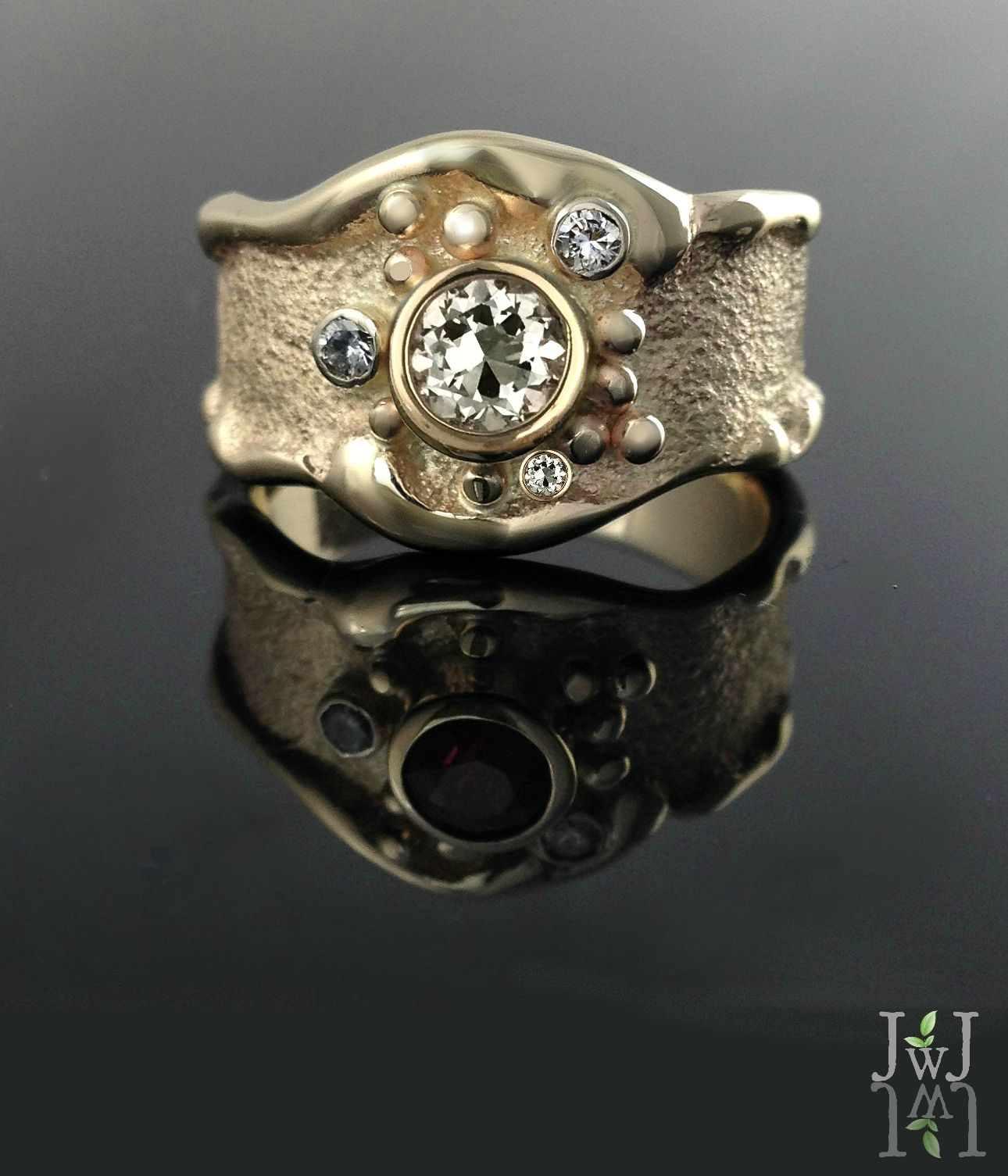 Redesign Your Wedding Rings After The Loss Of Your Spouse
