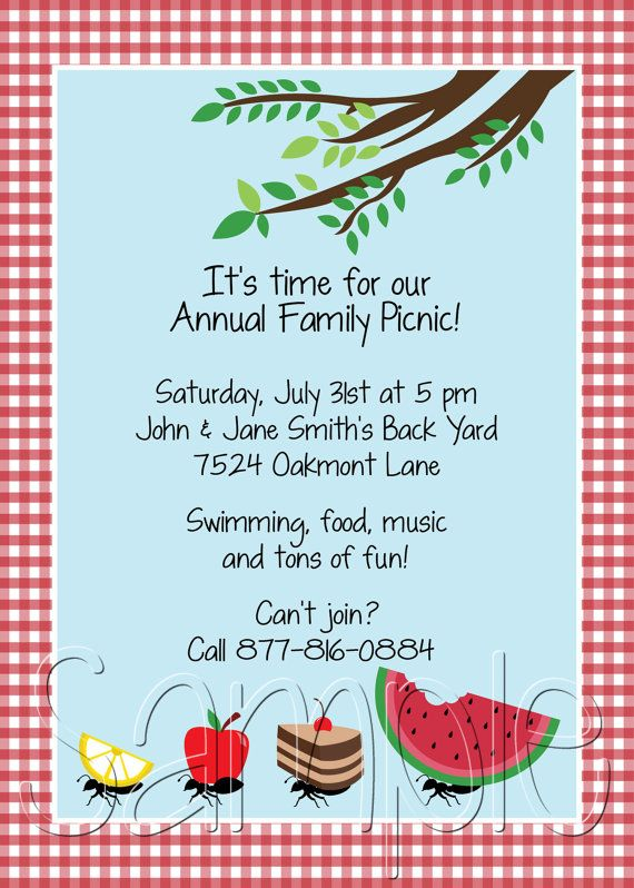25 5x7 summer bbq cookout picnic party invitations sisters shaadi