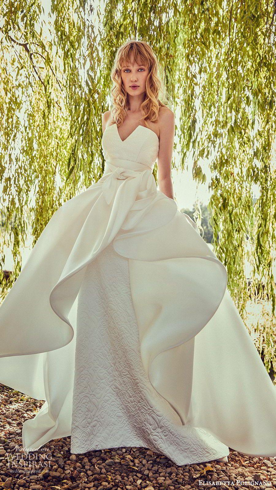 l'atteggiamento migliore a2029 dec3d EP Elisabetta Polignano 2019 Couture Wedding Dresses   Wedding ...
