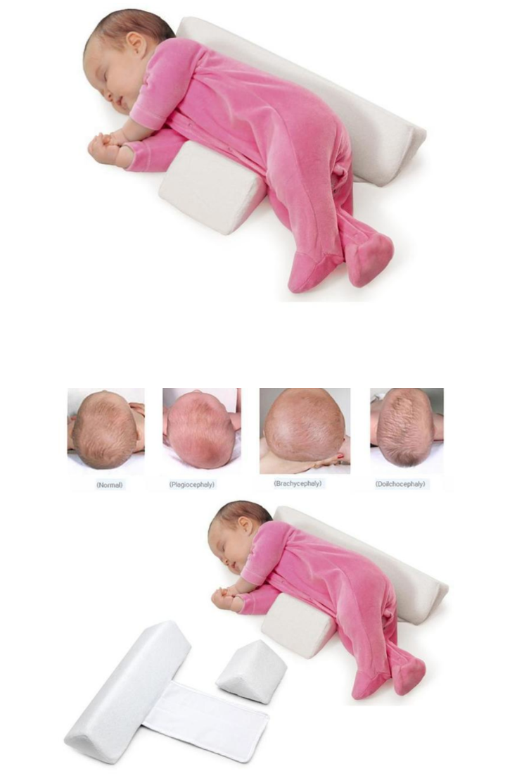 Baby Pillow Head Shaping Prevent Flat