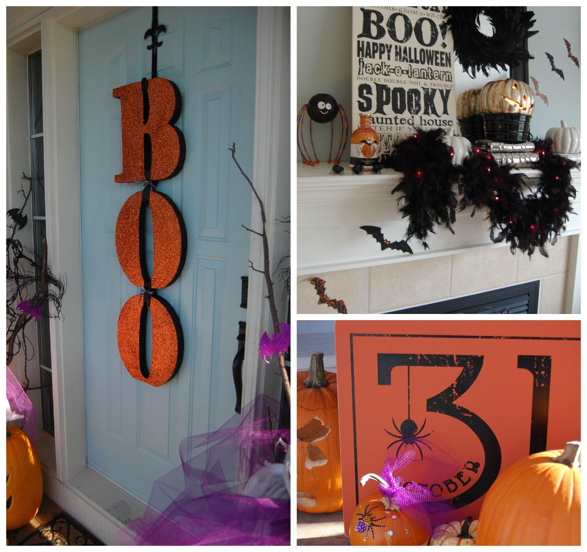 Kid-Friendly Halloween Decorating Ideas Decorating, Holidays and - fun halloween decorations