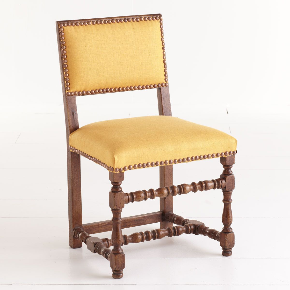 Farthingale Chair Chairs: Like The Nailheads