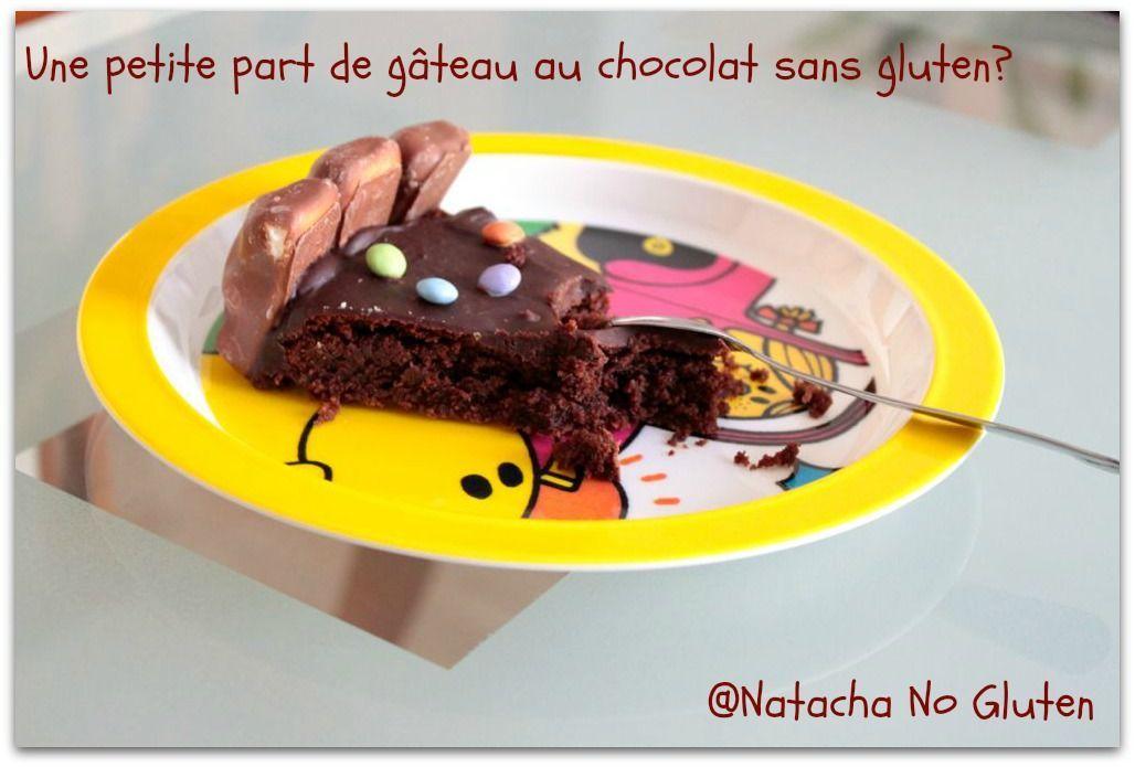 Fondant au chocolat sans gluten (déco optionnelle !)