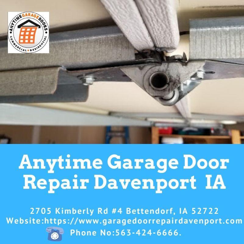 Best Broken Spring Replacement Services In Davenport Ia In 2020 Door Repair Garage Door Repair Garage Doors