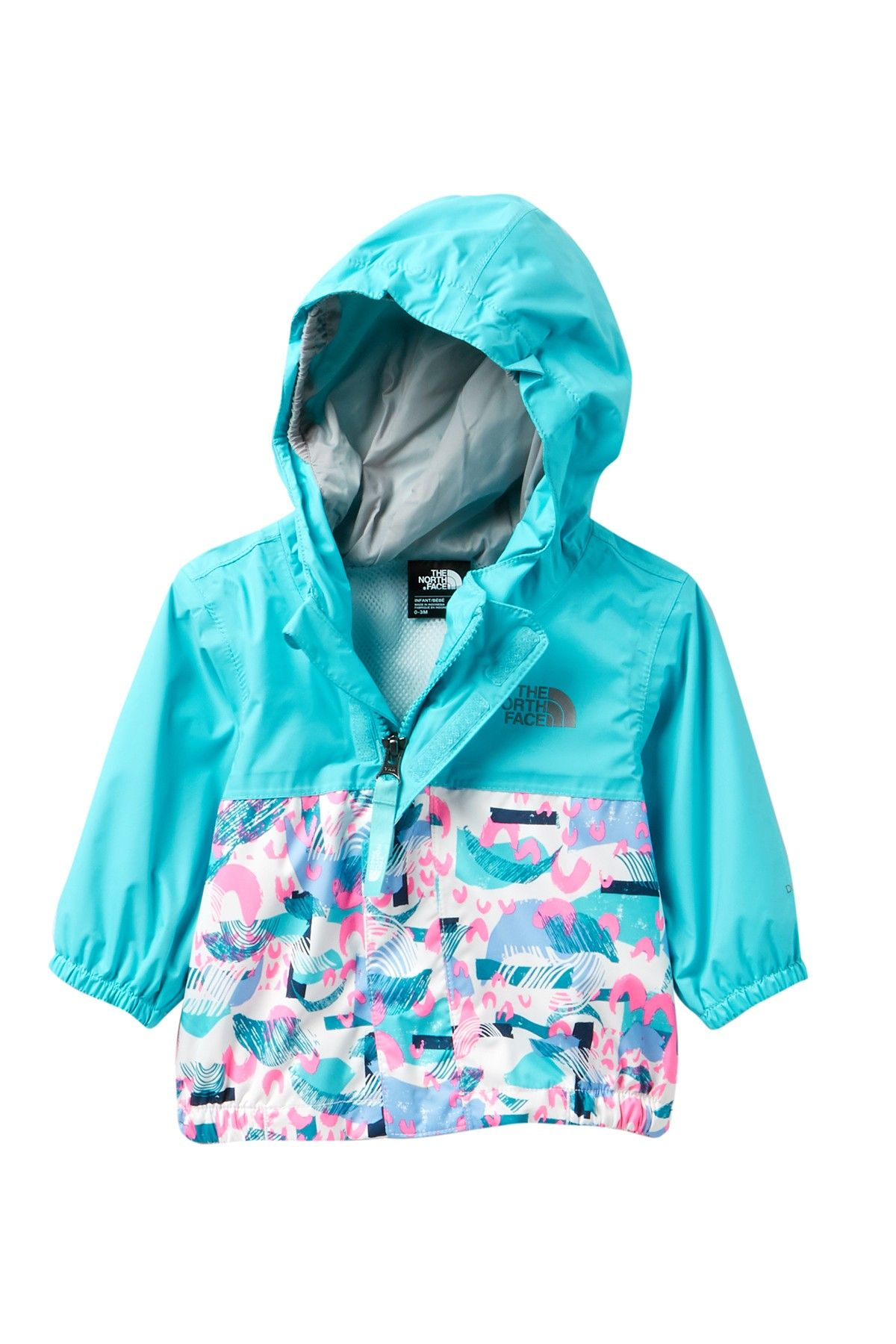43fc80db4 The North Face - Tailout Rain Jacket (Baby Girls & Toddler) is now