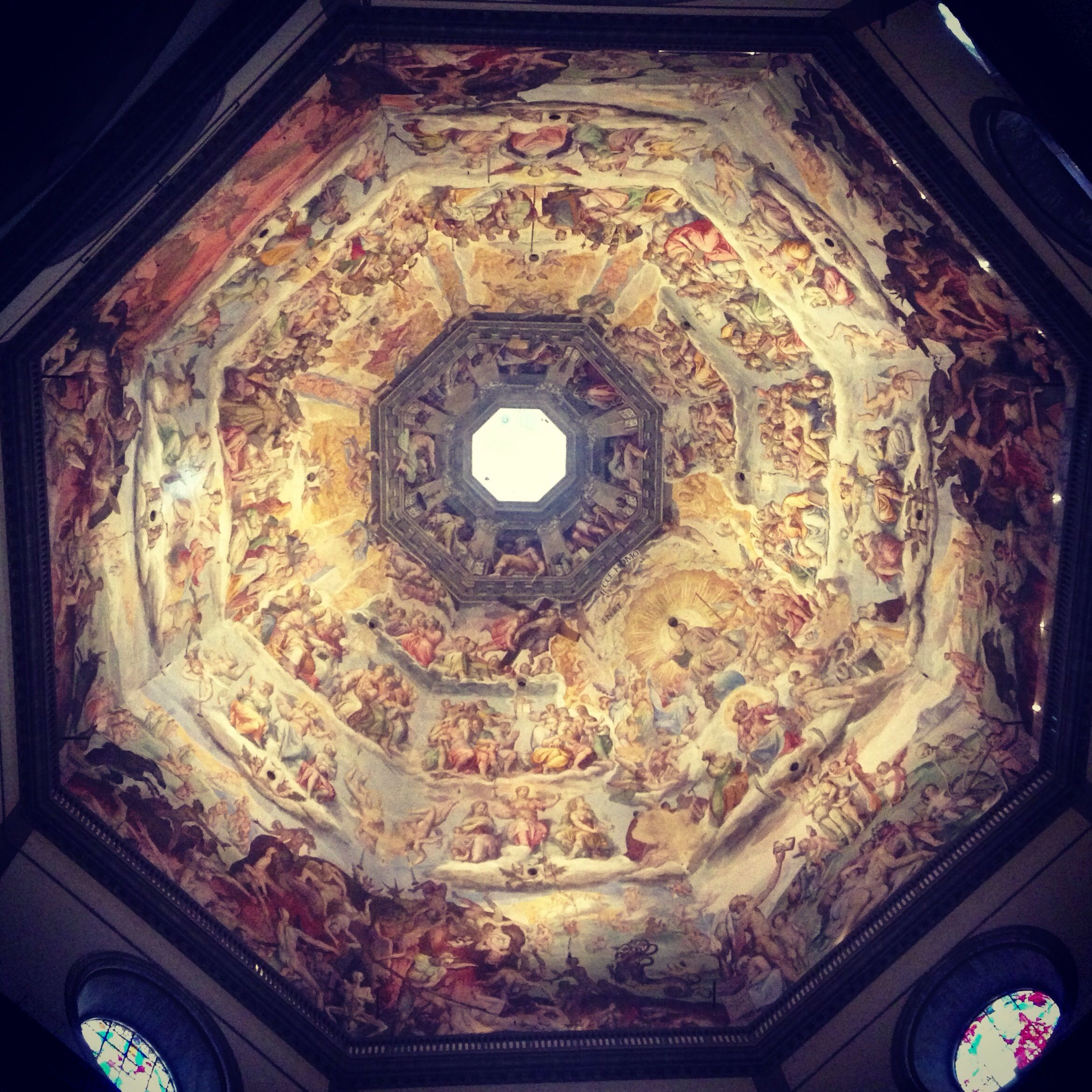 Breath Taking Roof Of Santa Maria Del Fiore Florence Florence Art Mood Board