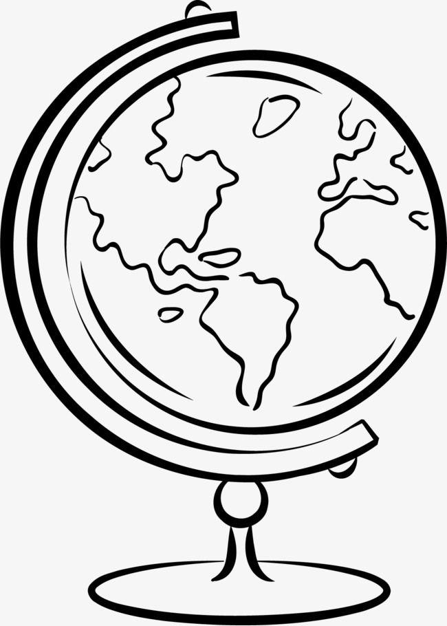 وضع اليد الكرة الأرضية Globe Drawing Cartoon Globe Earth