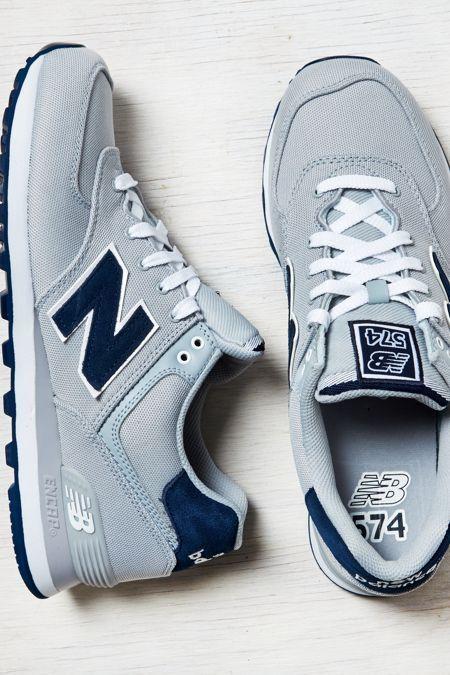 AEO New Balance 574 Sneakers, Mens, Size: 7, Grey | Sneakers men ...