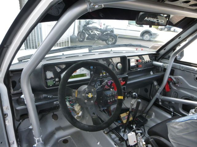 Interior part completed.. | Lancia Delta Integrale Rally Car Build ...