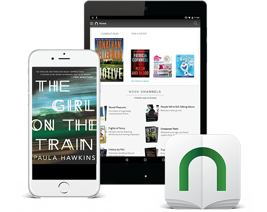 Free 5 Barnes & Noble Nook Credit. New Android and iOS