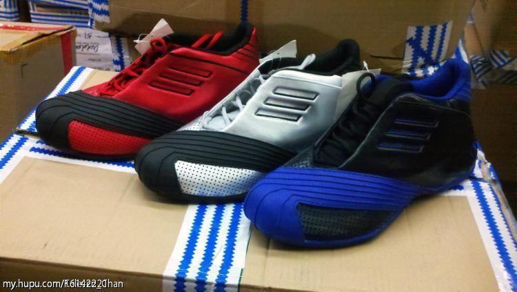 Adidas Tmac 1 2012 Retro Lineup Red Nike Shoes Futuristic Shoes Retro Shoes