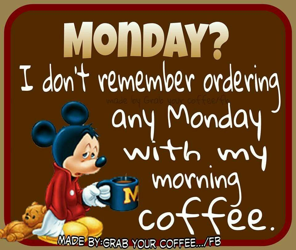 Pin On Mondays