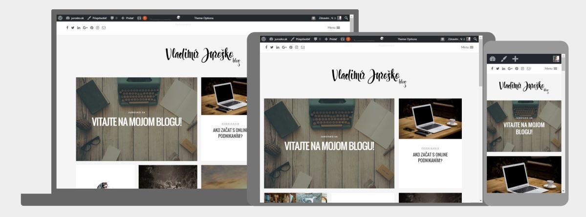 Ako som si vyberal WordPress šablónu na blog (časť 1.)