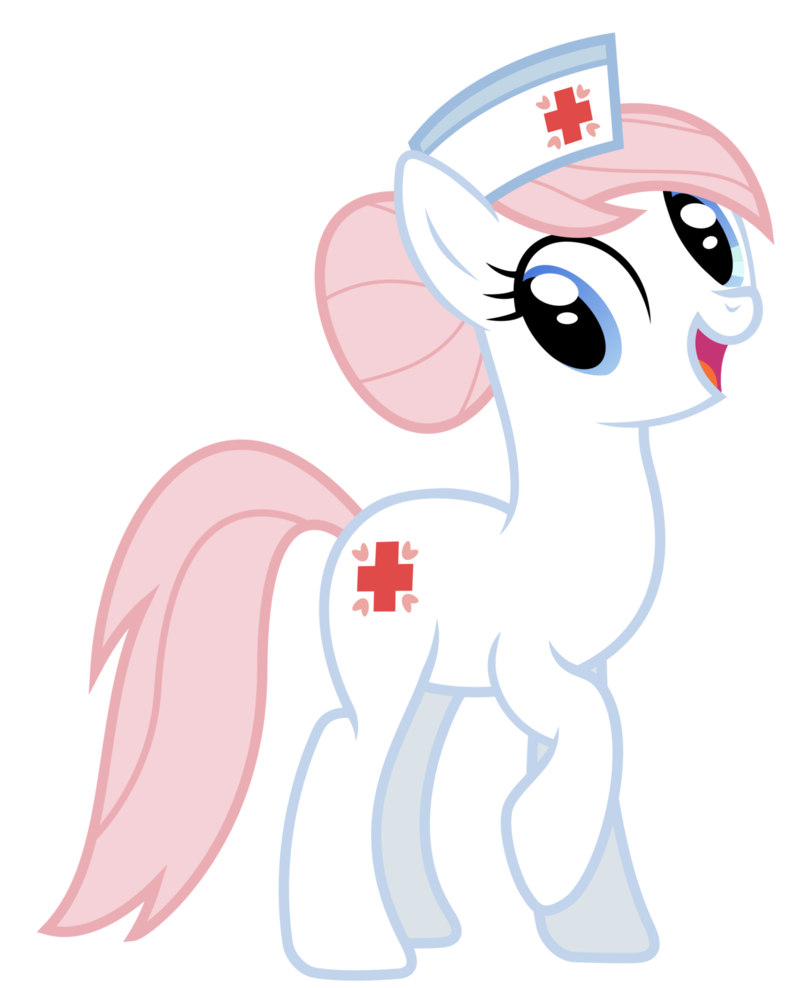 Drfatalchunks Deviantart Gallery Night Shift Nurse Hasbro My Little Pony The Nurse Registered