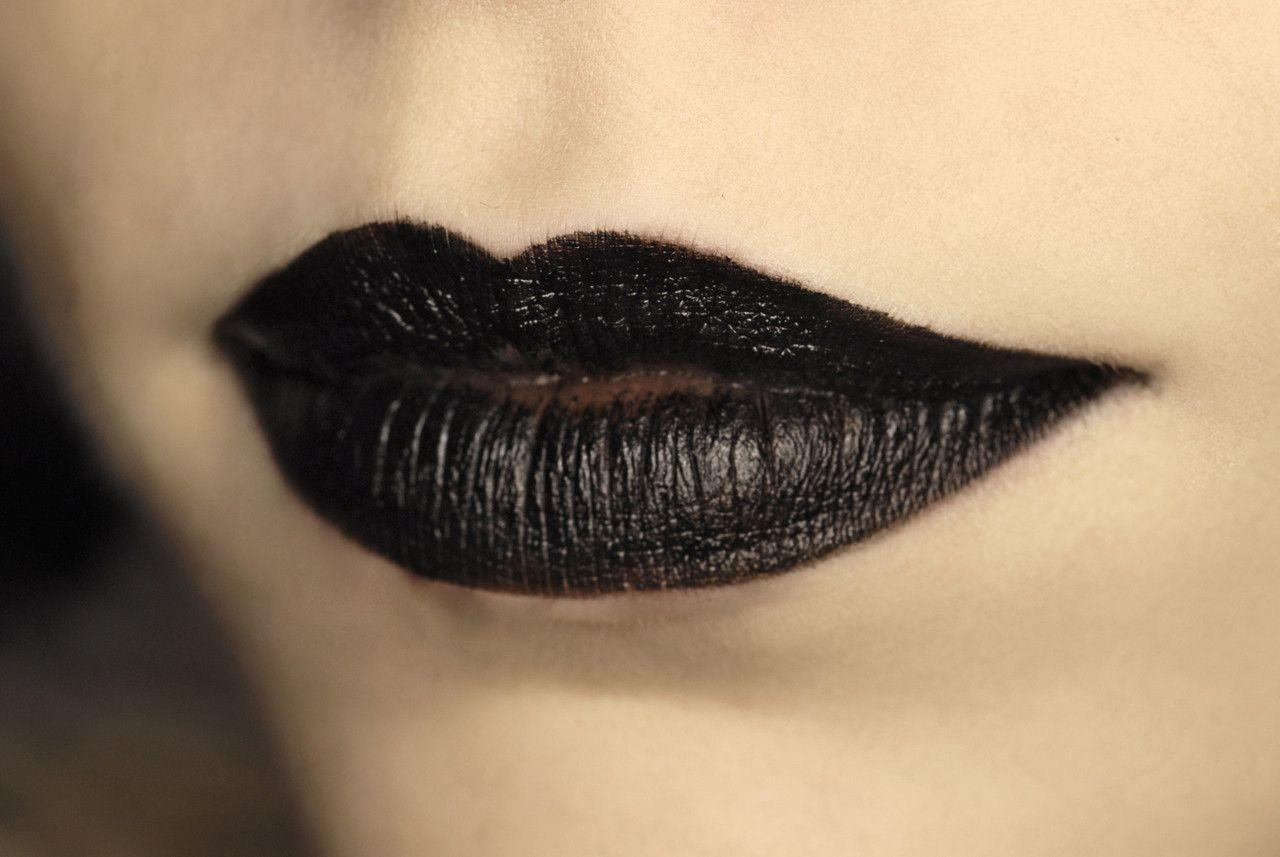 Make-up: Fall–Winter 2008–2009, Stefano Pilati for Yves Saint Laurent