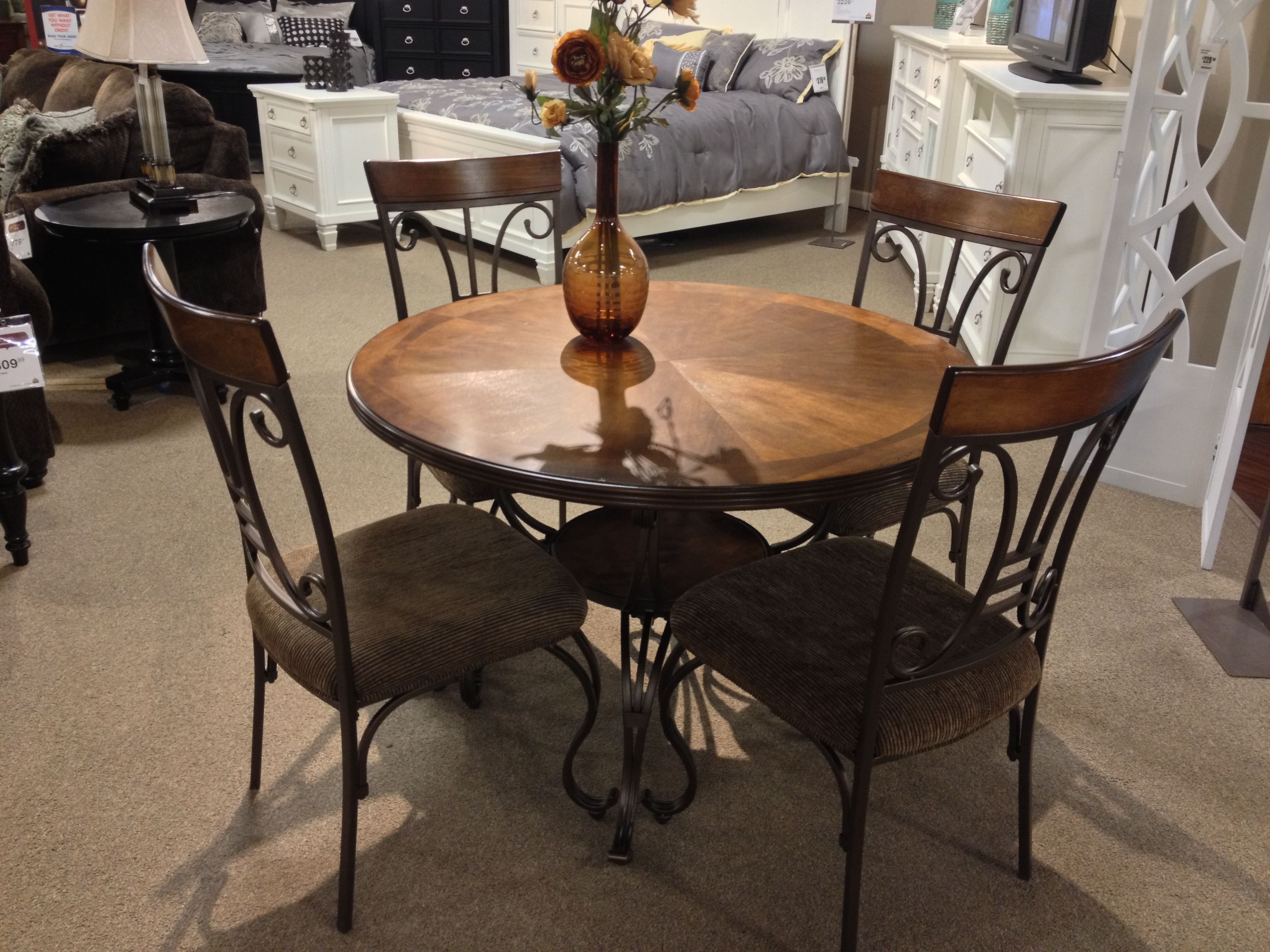 Plentywood 5 Piece Dining Room Set At Ashley Furniture In TriCities
