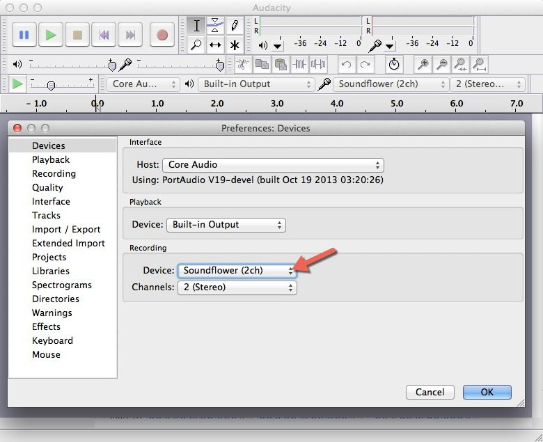 How To Screen Record On A Mac With Audio