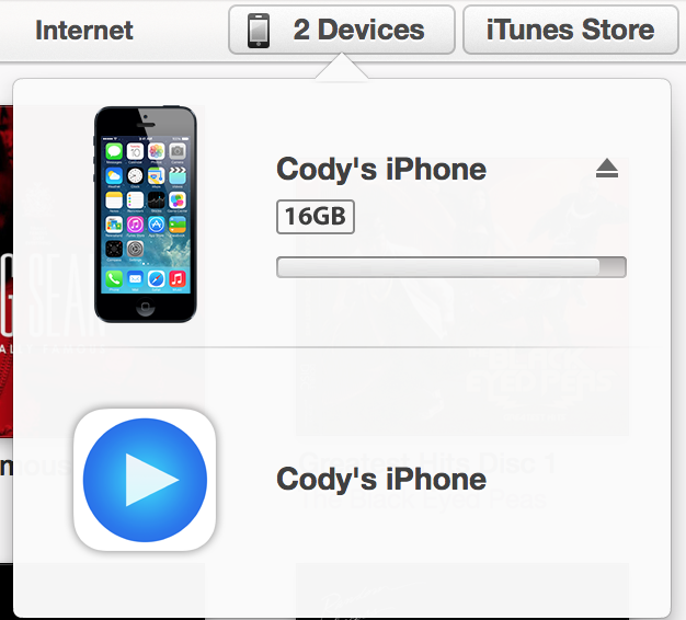 New Remote icon in iTunes may hint at impending iOS 7 update