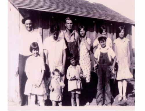 Jd_Williams,_Maude_Ellen_Brown_&_Family
