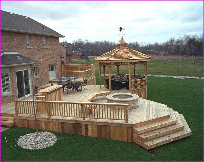 Deck Ideas Canada Google Search Backyard Deck Ideas Canada