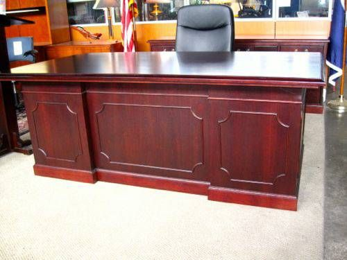 Double Pedestal Desks For Sale Office Furniture Sale Office Desk For Sale Sales Desk