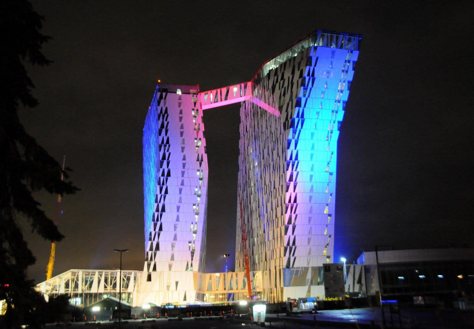 Bella Sky Google Sogning Unusual Buildings Conference Hotel